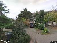 112 melding Brandweer naar Vogelzand in Julianadorp vanwege wateroverlast