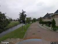 Ambulance naar Van den Broekveld in Barendrecht