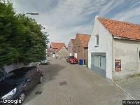 Ambulance naar Achterweg in Ouddorp