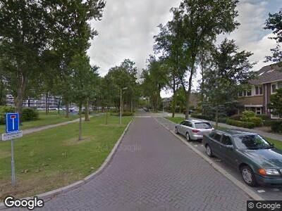 Ambulance naar Schepenlaan in Zaandam