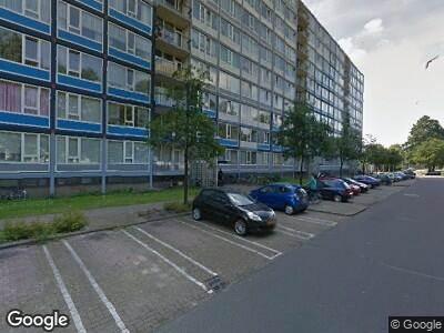 Politie naar Cleopatradreef in Utrecht vanwege aanrijding met letsel