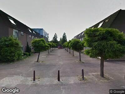 Ambulance naar Karel Doormanstraat in Nijmegen