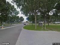 Ambulance naar Stuttgartstraat in Rotterdam