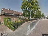 Ambulance naar Schoolstraat in Lisse