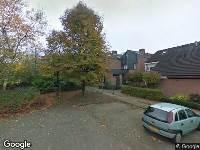 112 melding Ambulance naar Sleedoorn in Malden