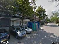 112 melding Ambulance naar Schepenstraat in Rotterdam