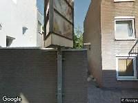 112 melding Ambulance naar Ruitenstraat in Dordrecht