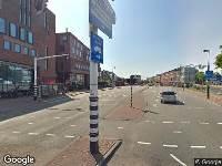 Ambulance naar Zijlvest in Haarlem