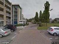 112 melding Ambulance naar Houtwolplantsoen in Oosterhout