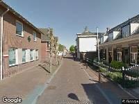 112 melding Ambulance naar Dorpsstraat in Zevenhuizen