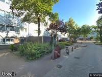 112 melding Ambulance naar Staghof in Amsterdam