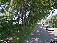 112 melding Ambulance naar Saturnusstraat in Alphen aan den Rijn