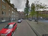 112 melding Ambulance naar Zaandammerplein in Amsterdam