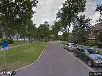 112 melding Ambulance naar Schepenlaan in Zaandam