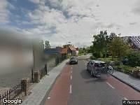 112 melding Ambulance naar Holkerweg in Nijkerk