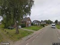 112 melding Ambulance en brandweer naar Holkerweg in Nijkerk vanwege reanimatie