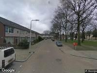 112 melding Ambulance naar Kwendelhof in Tilburg