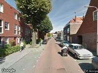 112 melding Ambulance naar Nijverstraat in Tilburg