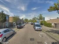 112 melding Brandweer naar IJzerwerkerstraat in Amsterdam vanwege brand
