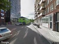 Ambulance naar Amstelvlietstraat in Amsterdam
