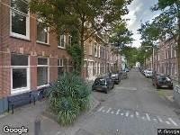 Ambulance naar Van den Havestraat in Nijmegen