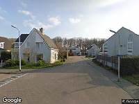 Ambulance naar Veerse Meer in Tilburg