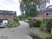 112 melding Ambulance naar De Wellenkamp in Nijmegen