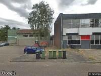 112 melding Brandweer naar Monsigneur Callierstraat in Zaandam vanwege verkeersongeval