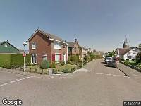 112 melding Brandweer naar Sint Martinusstraat in Beek vanwege waarnemen gaslucht