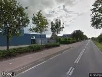 112 melding Brandweer naar Grote Achterweg in Naaldwijk