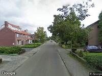 Ambulance naar Hasselsestraat in Luyksgestel