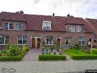 112 melding Politie naar Krabbenbosweg in Hengelo vanwege aanrijding met letsel