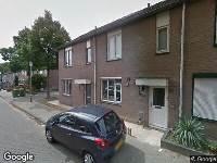 112 melding Ambulance naar Pieternel Koomansstraat in Breda