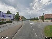 Brandweer naar Arlandaweg in Amsterdam vanwege brand