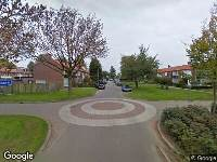 112 melding Ambulance naar Frans Tromplaan in Hoevelaken
