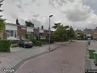 112 melding Ambulance naar Strausslaan in Rotterdam