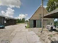 Ambulance naar Laan van Piet van der Ende in Schipluiden