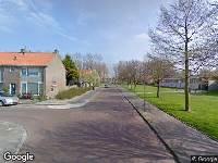 112 melding Ambulance naar Scheldestraat in Den Helder