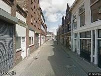 112 melding Brandweer naar Boterstraat in Schiedam vanwege brand