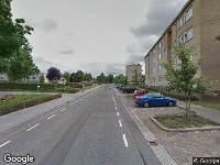 112 melding Brandweer naar Schepen van der Portenstraat in Roermond