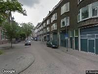 112 melding Ambulance naar Schoonderloostraat in Rotterdam