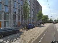 112 melding Ambulance naar Julius Pergerstraat in Amsterdam