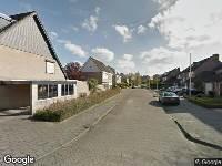 112 melding Ambulance naar Hazelaarhof in Papendrecht