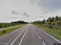 Ambulance naar CG Roosweg in Lekkerkerk