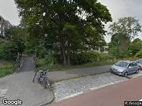 Traumahelikopter naar Burgemeester Patijnlaan in 's-Gravenhage