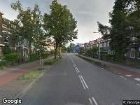 Ambulance naar Coehoornstraat in Nijmegen
