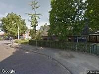 112 melding Ambulance naar Pastoor Pottersplein in Breda