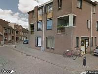 112 melding Ambulance naar Pelmolenstraat in Breda