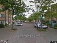 Brandweer naar Martin Luther Kingdomein in Maastricht