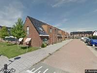 112 melding Ambulance naar Kievit in Nieuwe Niedorp